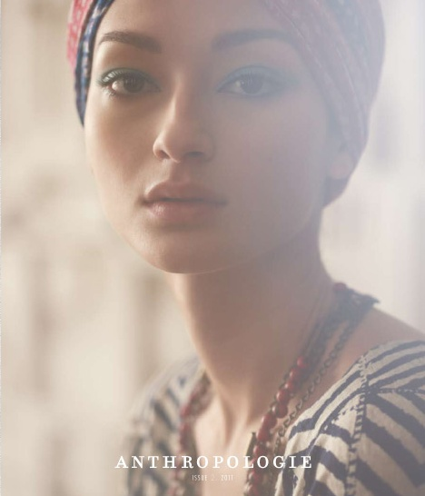 : Boho Chic, Head Scarfs, Head Wraps, Headscarf, Bruna Tenorio, Woman Styles, Turbans, February 2011, Beauty