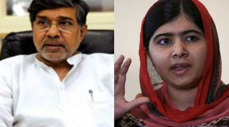 Berlin: The European Union leaders have congratulated Indian child rights activist Kailash Satyarthi and Pakistani girls' education campaigner Malala Yousafzai on winning this year's Nobel Peace Prize.