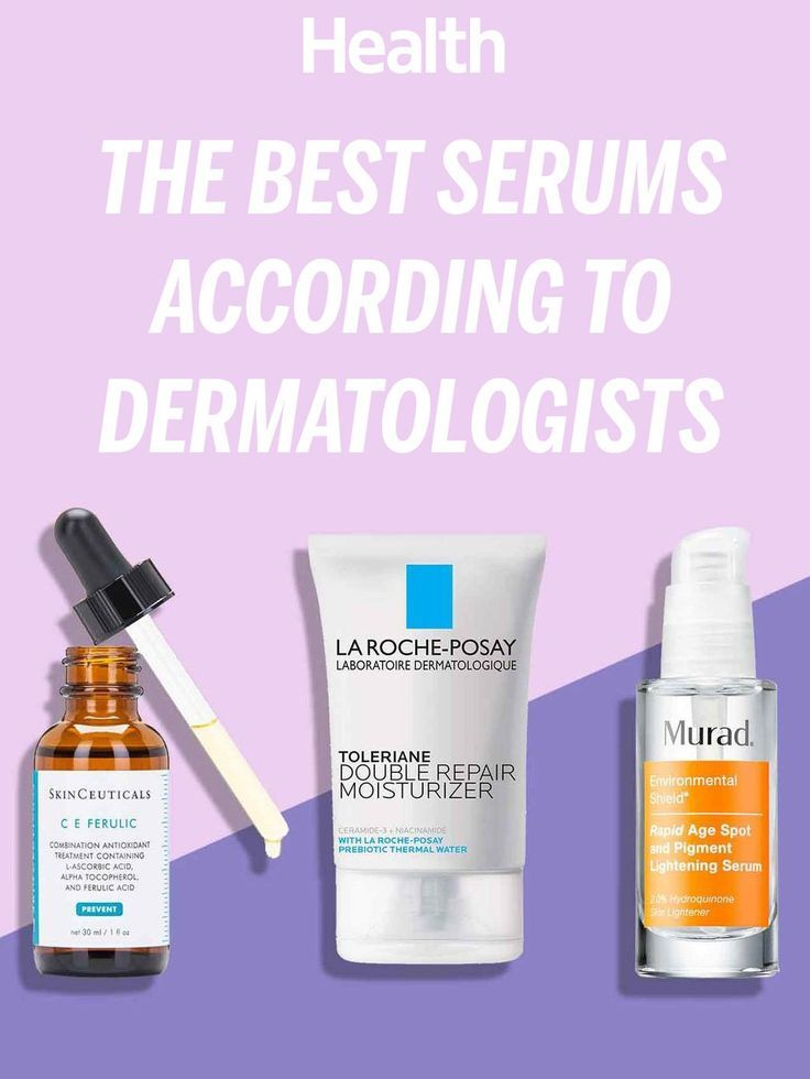 Yes You Need A Serum These Are The Best Ones According To Dermatologists Best Anti Aging Creams Best Serum Anti Aging Skin Care