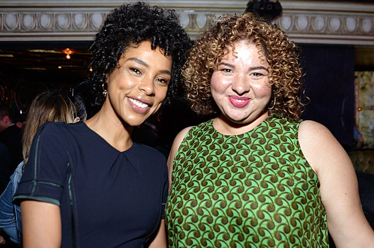 Sophie Okonedo and Liesl Tommy