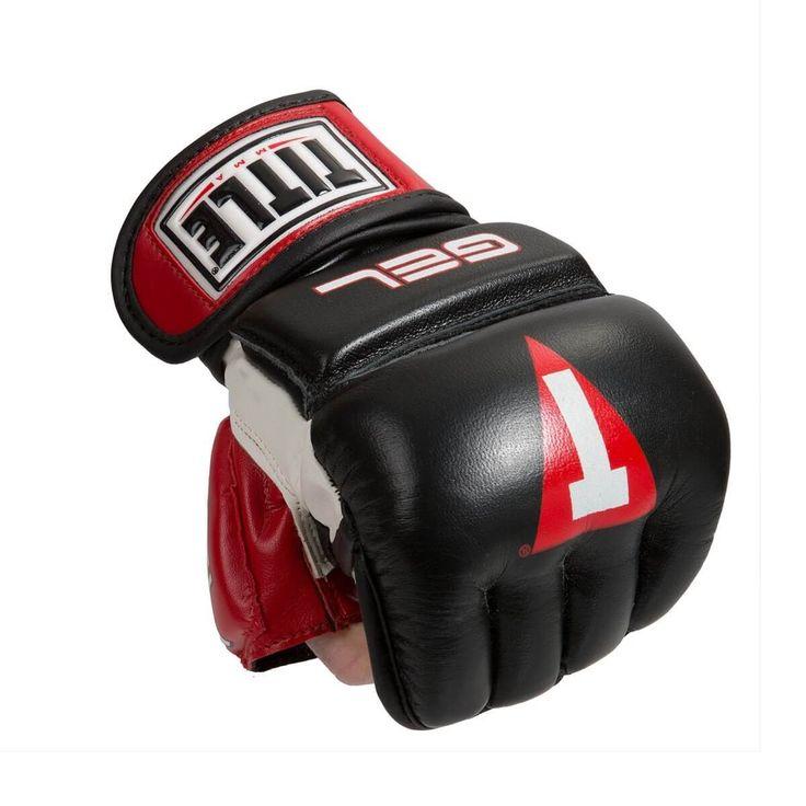 Title MMA Gel Bag Gloves