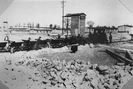 an introduction to the history of the nazi camp of auschwitz While the death camps at auschwitz and majdanek used historians have debated the place of anti-semitism in german history: introduction nazi anti-semitism.