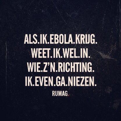 Ebola #Rumag