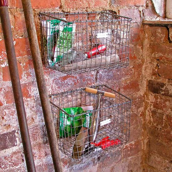 Google Image Result for http://homeklondike.com/wp-content/uploads/2011/03/3-garden-storage-ideas-Wire-storage-basket.jpg