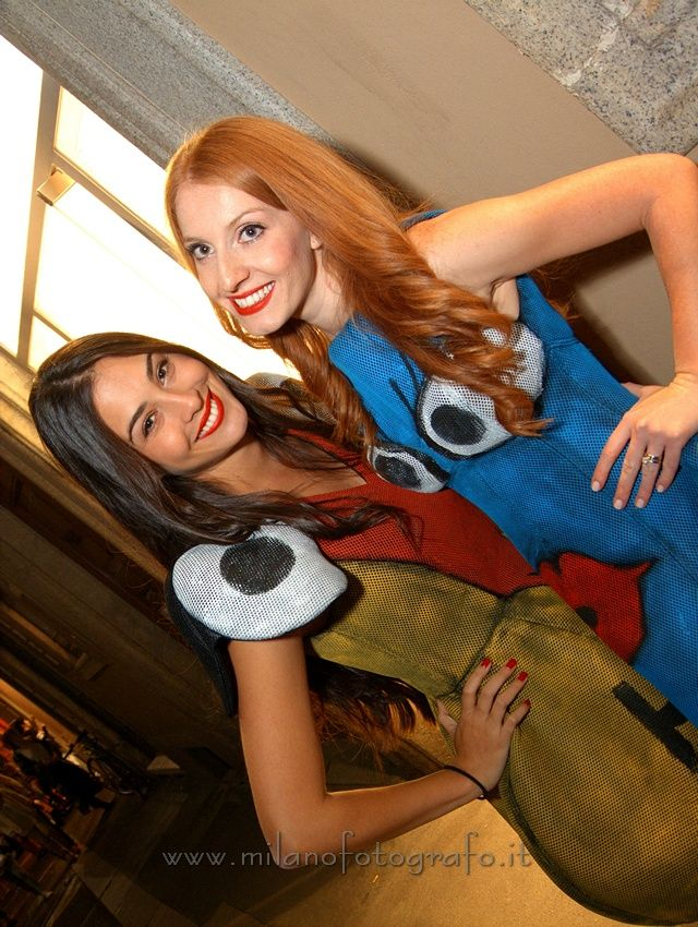 22-09-2015 - Vogue Fashion Night Mailand 2015: Event's pictures
