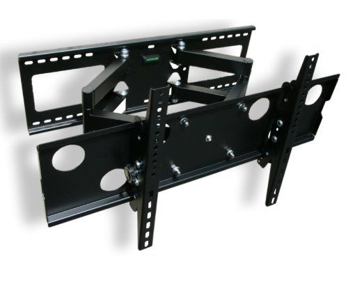 Dual Arm Full Motion Wall Mount Fits 32 37 40 42 46 47 50