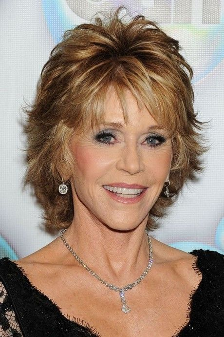 Jane Fonda Frisuren Neu Frisuren Haar Stile 2018 Pinterest