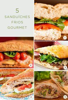 Separamos no blog o passo a passo de sanduíches frios para você comer bem sem precisar ficar horas na cozinha. Vem ver os sabores!