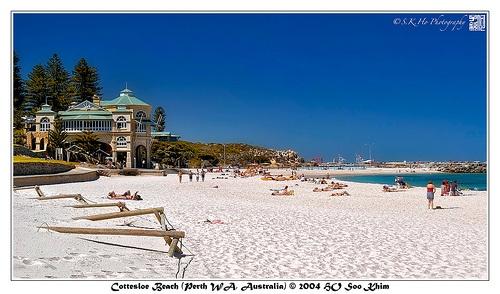 Cottesloe Beach (Perth WA, Australia)