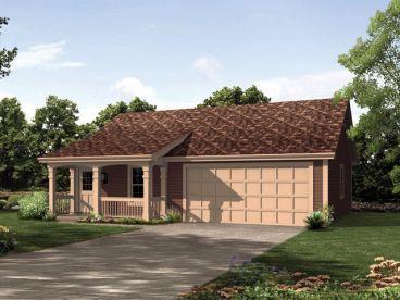 Plan 10-144 - Just Garage Plans