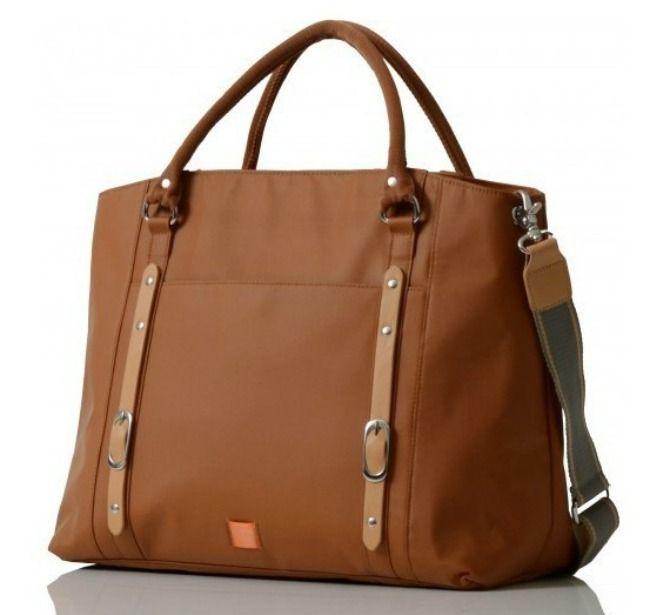 Si llevas tiempo buscando un bolso maternal que se adapte a tu día a día parque, trabajo, compras y además sea elegante tu bolso es el bolso Mirano.