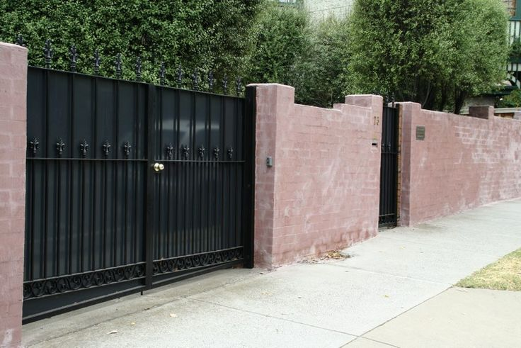 53 Best Solid Fill Gates Images On Pinterest Driveway