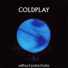Coldplay - Vinyl cover