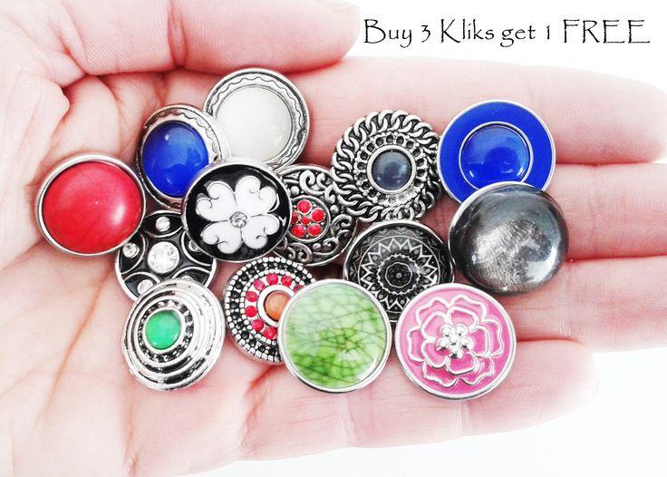 SALE OVER> NAKONAKO Kliks www.nakonakokliks.co.nz interchanegable jewellery