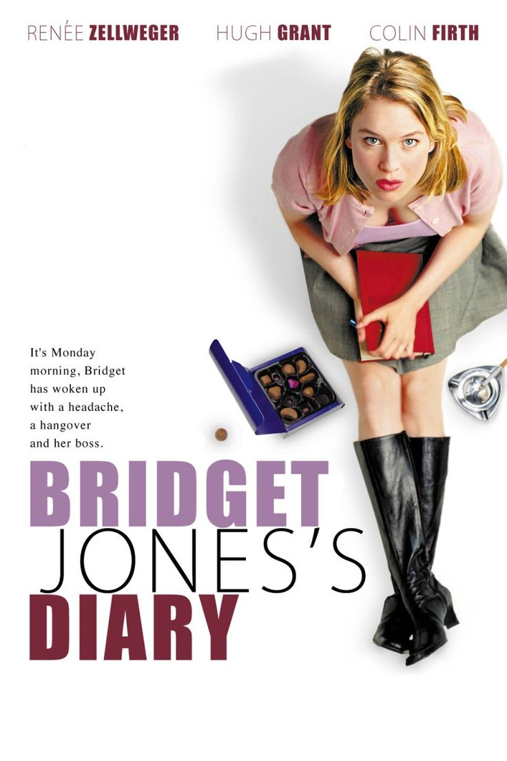 Bridget Jones's Diary 2001. I cannot explain why I love this movie so much!