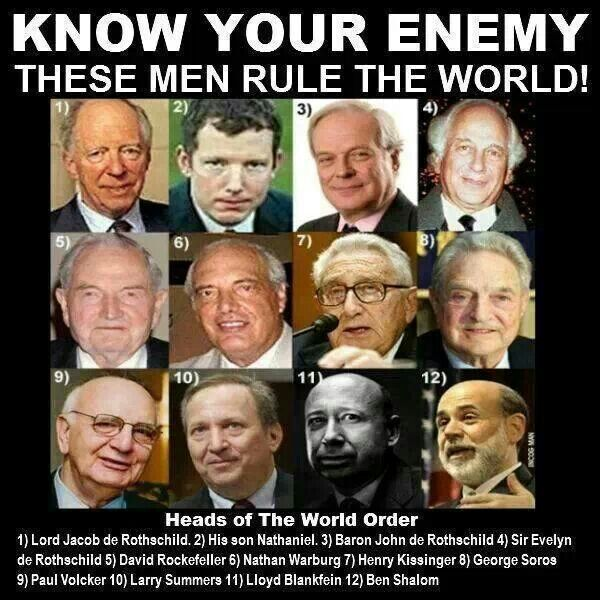 Some of the Enemy