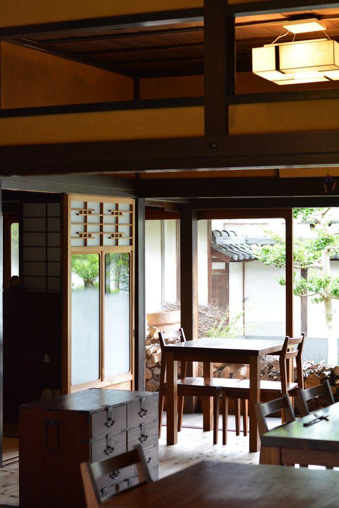 兵庫県心安らぐ大自然篠山にあるカフェ雑貨ショップを訪れて