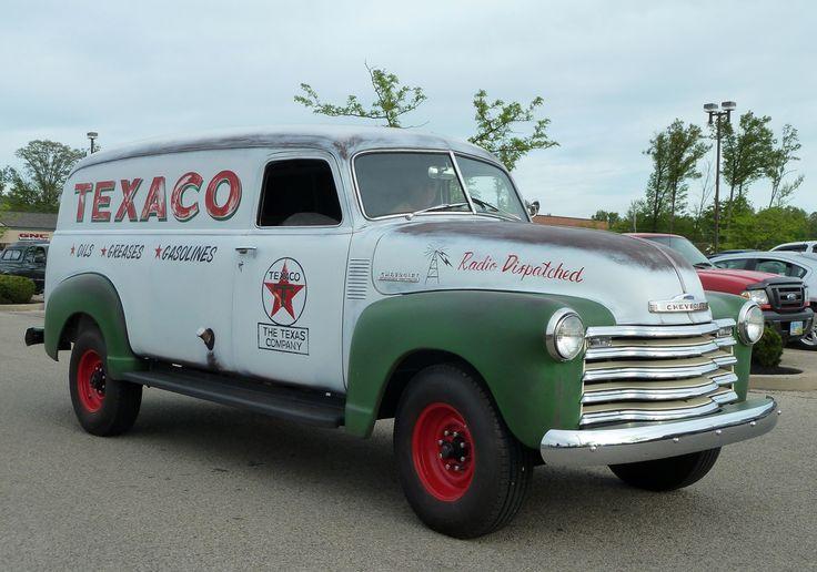 1947 Advance Design Chevrolet Thriftmaster Panel Truck