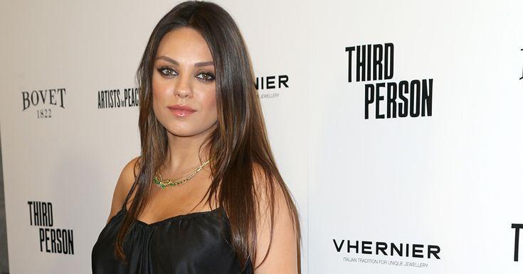 Mila Kunis : Son coup du gueule de femme enceinte
