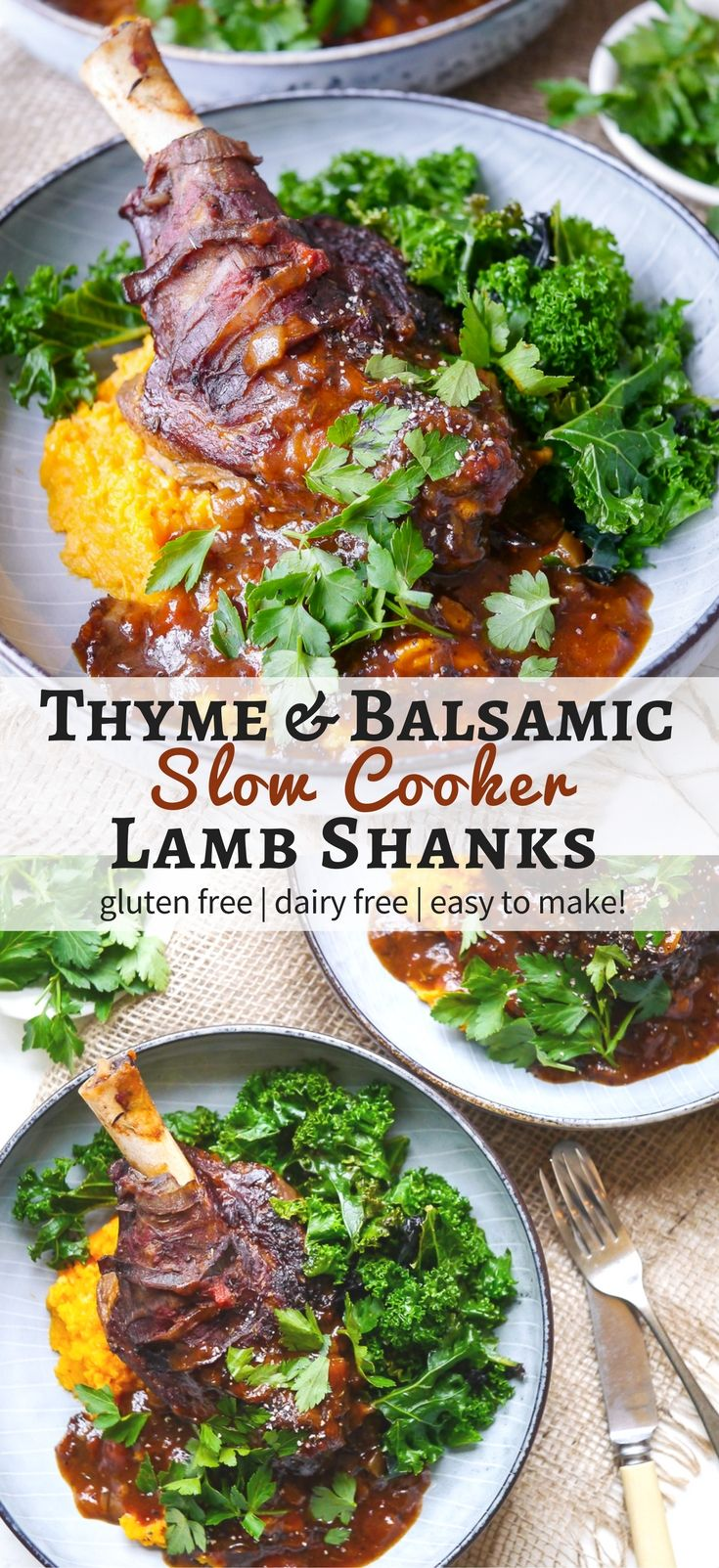 25+ best ideas about Lamb shanks slow cooker on Pinterest ...