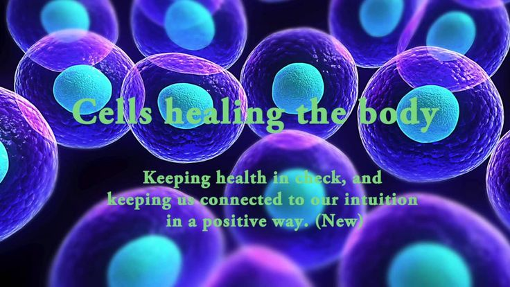 Cells healing the body - Guided meditation (new) - MindSet Hypnotherapy