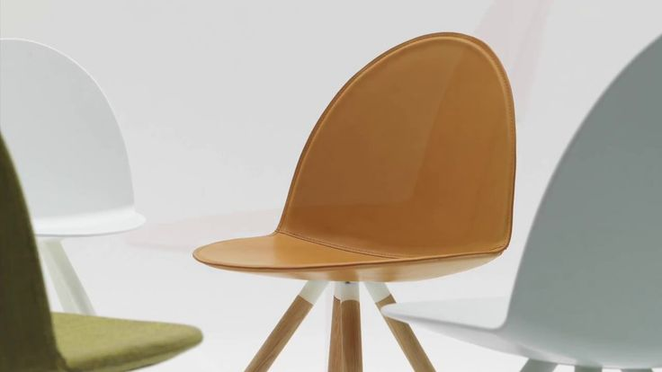 Camel is a versatile #collection of #chairs created by Bartoli Design, suitable #residential and #office areas, both for business atmosphere and more informal spaces. Find more details on: http://www.bit.ly/Segis-Camel