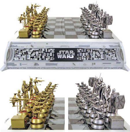 Star War Chess Set