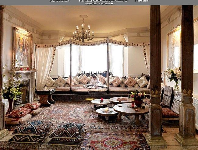 Daniella Helayel chelsea loft living