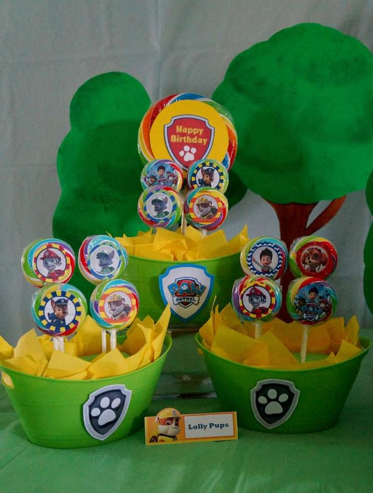 Paw Patrol Birthday Party Ideas | Photo 1 of 44 | Catch My Party: