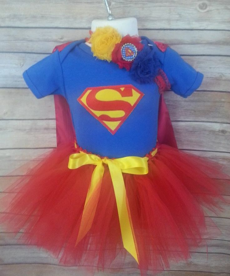 Supergirl Cake Ideas