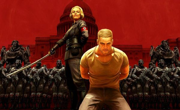 Switch owners can participate in Nazi-killing fun when Wolfenstein 2: The New Colossus arrives in 2018
