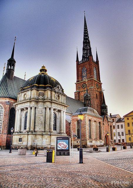 Gamla Stan (Stockholm's old town)   STOCKHOLM