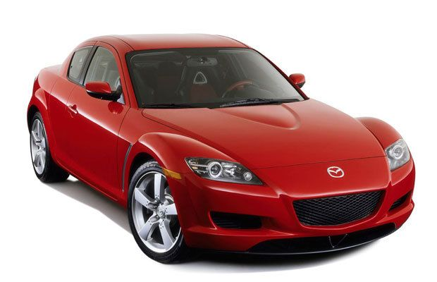 43. Mazda RX-8 - The 50 Greatest Japanese Sports Cars | Complex