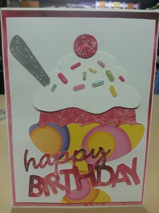 45 best CricutSweet Treats images – Cricut Birthday Card Ideas