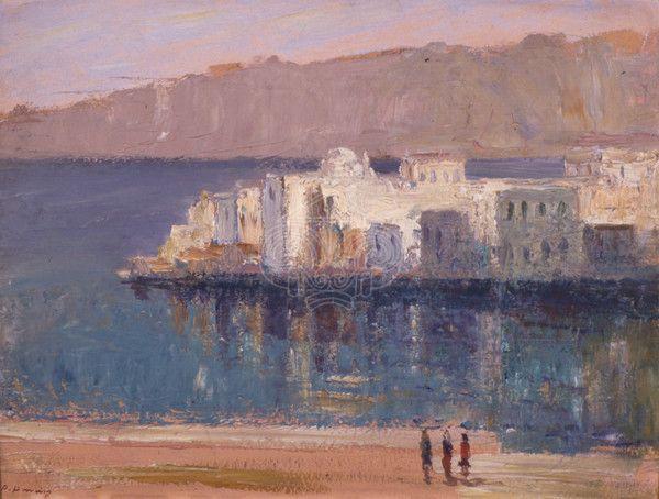 Δανιήλ Δανιήλ.1937-39. Η Μικρή Βενετία.