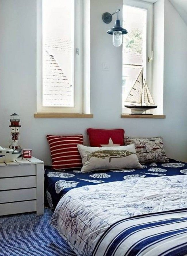 Nautical Themed Bedroom Decor: 1000+ Images About Bedroom Ideas On Pinterest