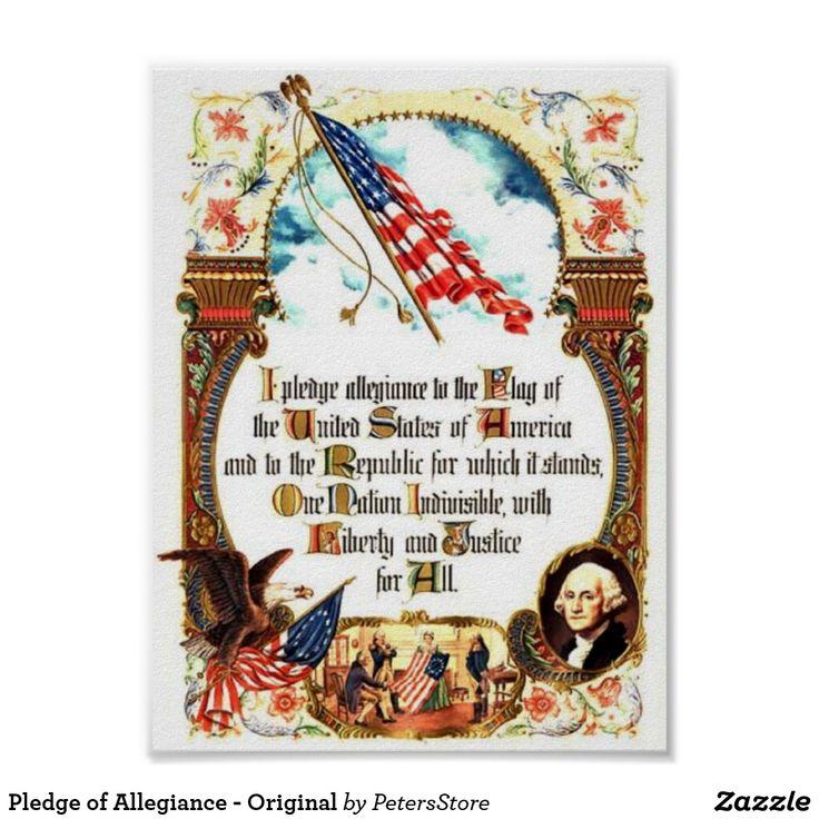 Pledge of Allegiance - Original