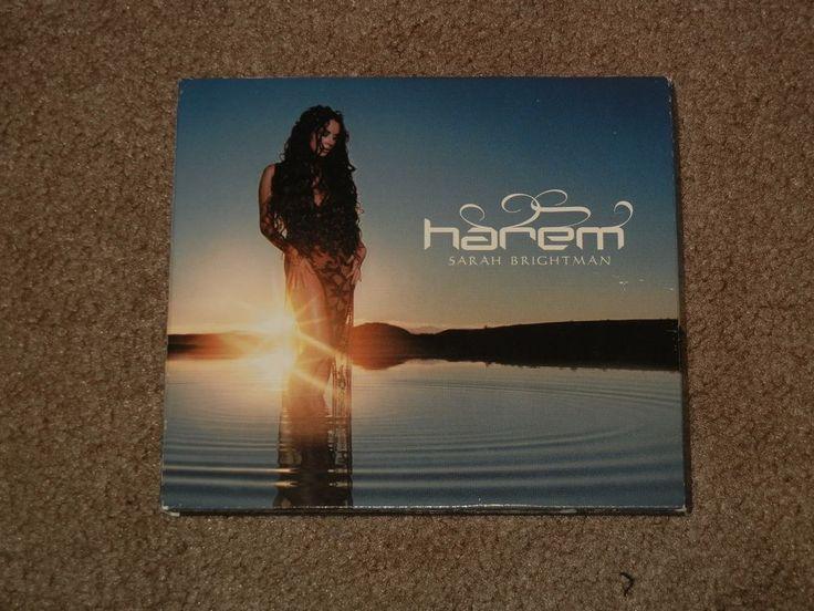 SARAH BRIGHTMAN Harem (CD, Music, New Age, Vocals, Female, Angel Records, 2003)  #MiddleEastIslamic