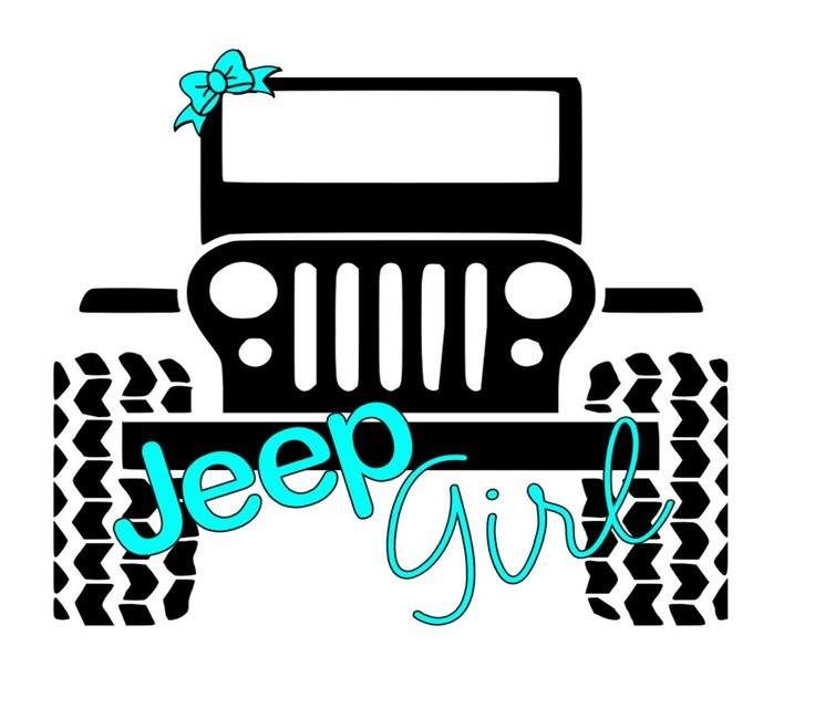 Jeep girl decal by sassysoutherngift on Etsy