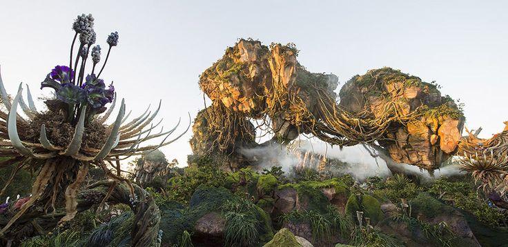 Vai para Orlando? Confira as novidades nos parques Disney, Universal, SeaWorld...Mundo de Pandora, o parque aquático Volcano Bay, montanha-russa com realidade virtual no Sea World, novos shows noturnos e de luzes. Confira o que há de novo nesta temporada de verão em Orlando, na Flórida