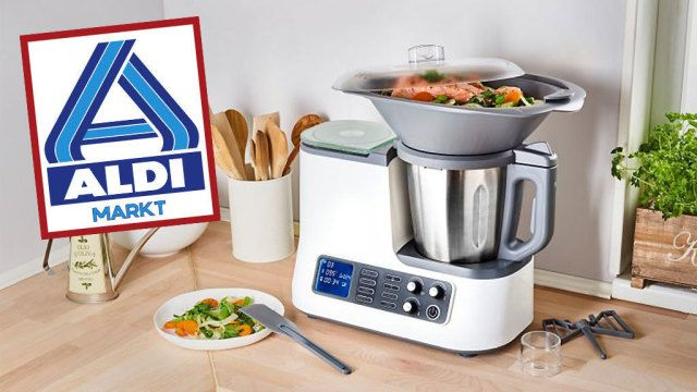 Aldi Quigg: Küchenmaschine mit Kochfunktion bei Aldi Nord