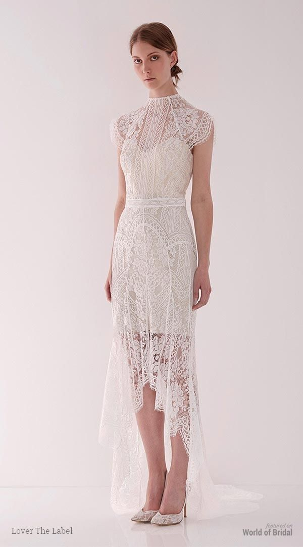 White Magick by Lover The Label 2015 Wedding Dress