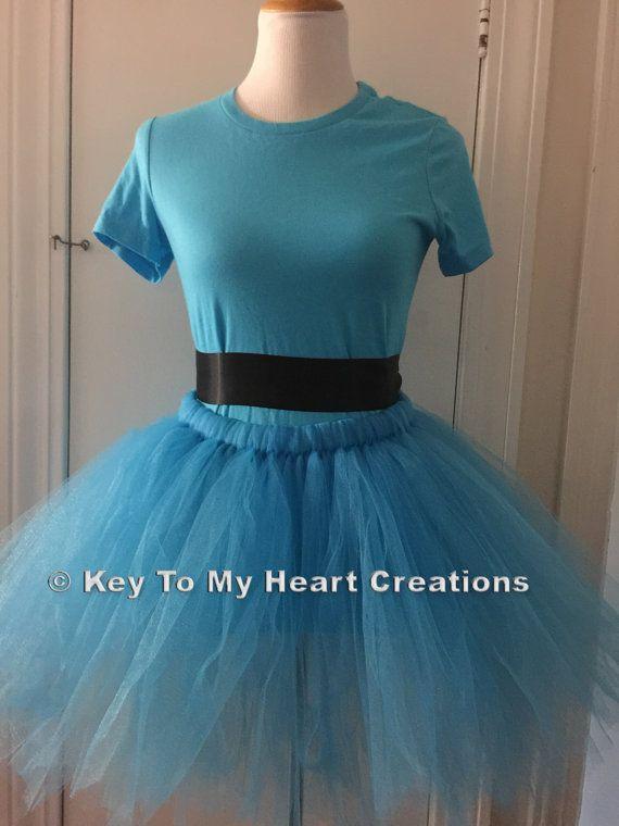 Powerpuff girls BLUE Powerpuff girl by KeyToMyHeartCreation