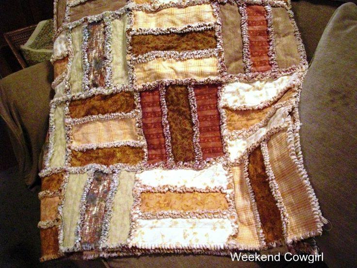 44 best Rag quilt images on Pinterest | Carpets, Beginners quilt ... : rag quilts pinterest - Adamdwight.com
