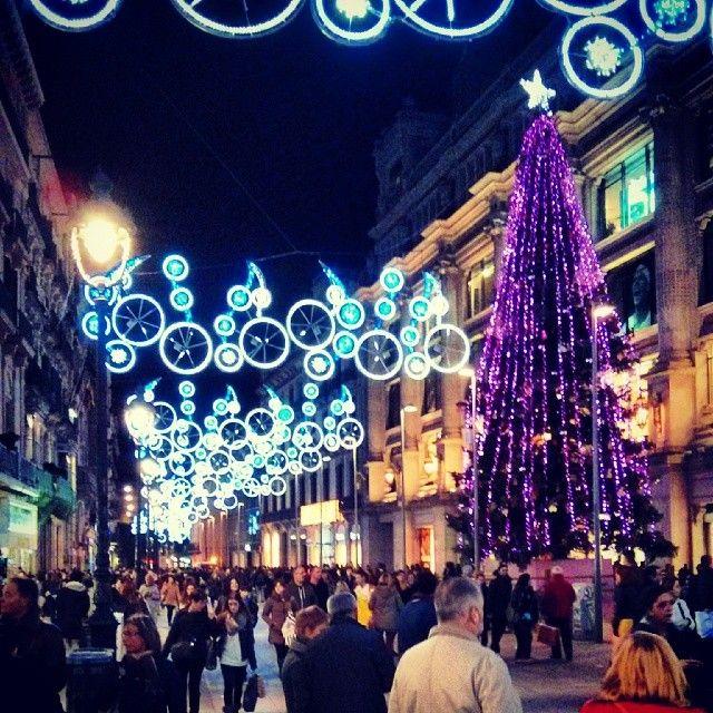 Portal de l'Àngel #Barcelona #Christmas