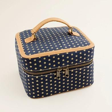 J Crew Girls' Wandering Star Train Case
