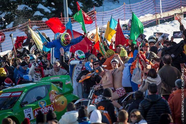 Flash Mob - Alpe d'Huez