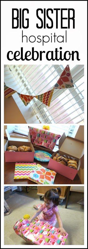 Congratulations Big Sister! A Hospital Party For Olivia - Mendez Manor