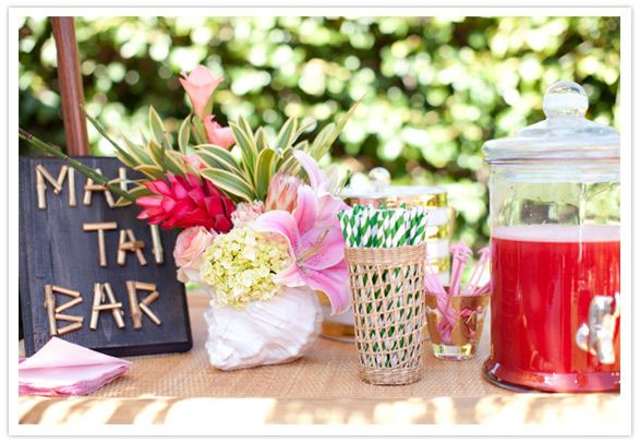 482 Best Tropical Wedding Ideas Images On Pinterest: 17 Best Images About Tropical Bachelorette Party Theme On