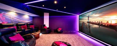 Cinema Showroom Upgraded With A Touch Of Majik - CE Pro Europe